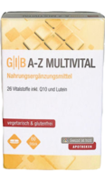 GIB A-Z Multivital Tabletten